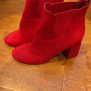 H&M Shoes - Ankle Boots with Side Panels